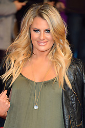 © Licensed to London News Pictures. 09/02/2016. London, UK. DANIELLA ARMSTRONG attends the UK film premiere of 'How To Be Single'.  The film is about a woman writing a book about bacherlorettes who becomes embroiled in an international affair while researching abroad<br /> Photo credit: Ray Tang/LNP