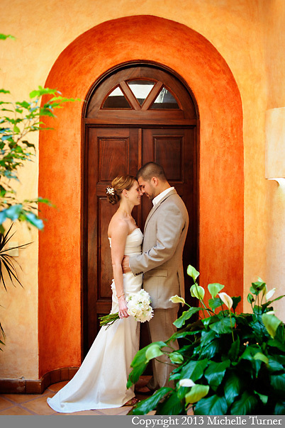 Casa Cosmos Wedding.  Design by the Dazzling Details.  Images by Puerto Vallarta Wedding Photographer Michelle Turner.