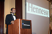 Kyle Donavan at The 2009 NV Awards: A Salute to Urban Professionals sponsored by Hennessey held at The New York Stock Exchange on February 27, 2009 in New York City. ....
