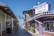 Tony's Hats & Things Gift Shop at Redondo Beach Pier