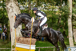 LEUBE Sophie (GER), SWEETWATERS ZIETHEN<br /> Le Lion d'Angers - FEI Eventing World Breeding Championship 2019<br /> Teilprüfung Cross-Country 6 jährige<br /> 19. Oktober 2019<br /> © www.sportfotos-lafrentz.de/Stefan Lafrentz