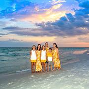 Murray Family Beach Photos