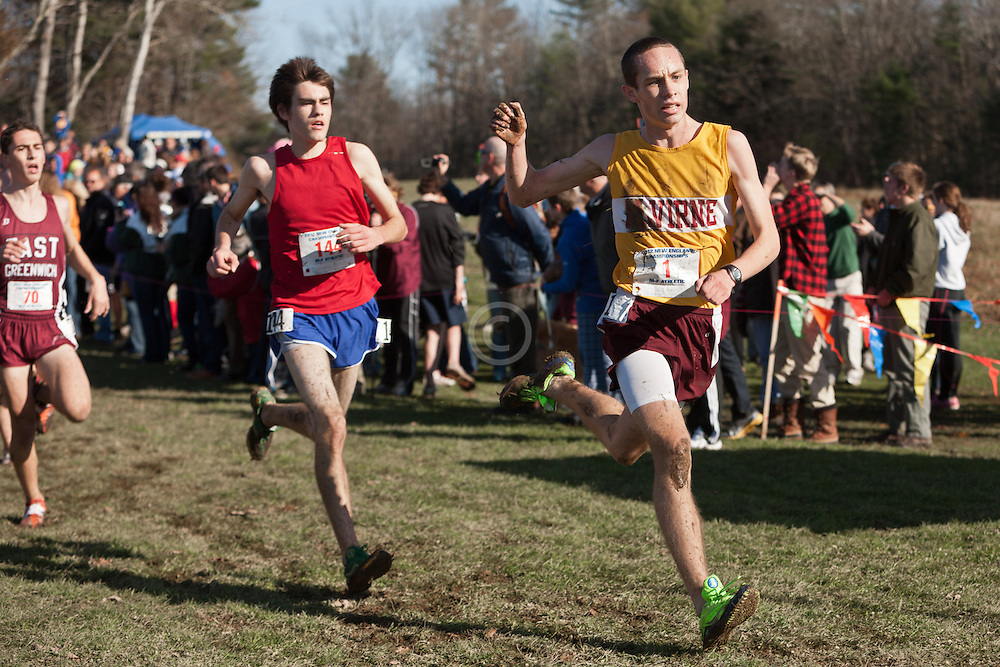 New England High School XC Championship, Bellomo