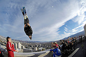 Legacy BASE jump downtown Reno