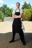 Alex Rushmer, Masterchef finalist, who works at Hole in The Wall in Cambridgeshire