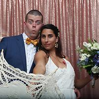 Rachel&Kevin Wedding Photo Booth