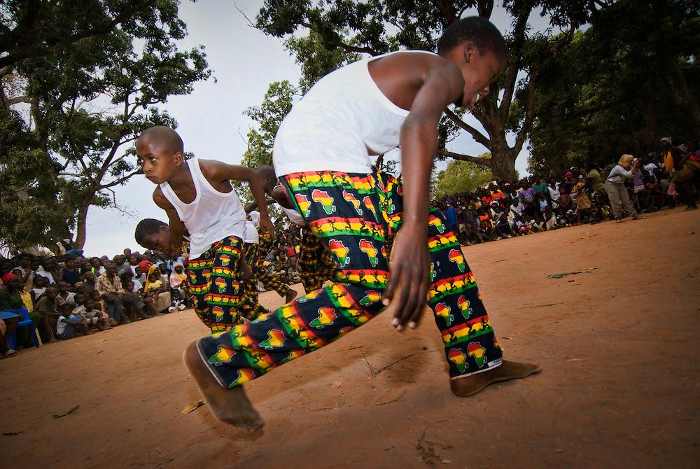 Carnival in Bissau
