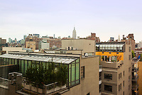 View from 400 West 12th Street