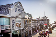 Redondo Beach Pier Shops and Restaurants