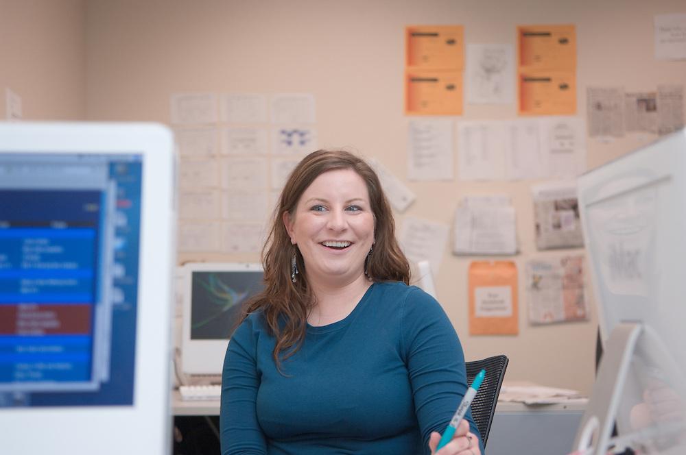 Ellie Behling, Managing Editor