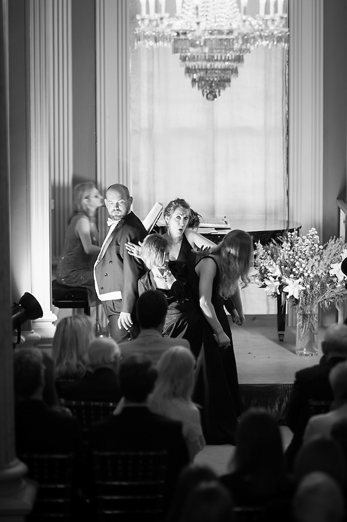 Capturing the magic of the opera in Kingstone Lisle Park professionally captured by Steven O'Gorman - photographer