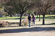 El Dorado Regional Park In Long Beach California