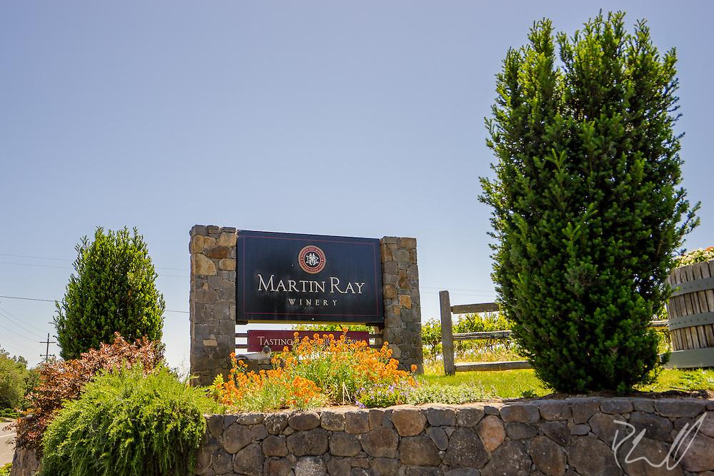Martin Ray Winery