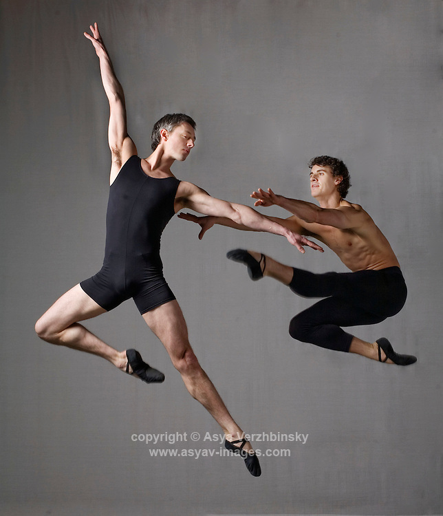 """Inspire"" Dance wear advertising shoot"