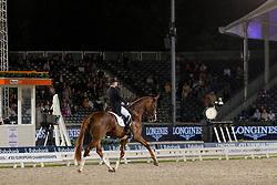 Werth Isabell, GER, Bella Rose 2<br /> Rotterdam - Europameisterschaft Dressur, Springen und Para-Dressur 2019<br /> Impressionen am Rande<br /> Longines FEI European Championships Dressage <br /> Longines FEI Dressage European Championship <br /> Grand Prix Special<br /> 22. August 2019<br /> © www.sportfotos-lafrentz.de/Sharon Vandeput