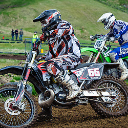 Motocross action at Tinto park, South Lanarkshire - Picture by Andrew Wilson