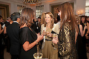 GEORGIA BYNG, Harper's Bazaar Women Of the Year Awards 2011. Claridges. Brook St. London. 8 November 2011. <br /> <br />  , -DO NOT ARCHIVE-© Copyright Photograph by Dafydd Jones. 248 Clapham Rd. London SW9 0PZ. Tel 0207 820 0771. www.dafjones.com.