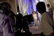 Inspelning av Bollywood-filmen Dulha Mil Gaya - Found a Groom. .Skåderspelerskan på bilden är Ishita Sharma....COPYRIGHT 2008 CHRISTINA SJÖGREN.ALL RIGHTS RESERVED...