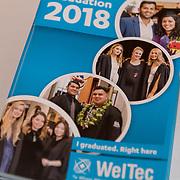 Weltec Graduation: 11 April 2018