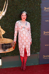 April 30, 2017 - Pasadena, CA, USA - LOS ANGELES - APR 30:  Margaret Cho at the 44th Daytime Emmy Awards - Arrivals at the Pasadena Civic Auditorium on April 30, 2017 in Pasadena, CA (Credit Image: © Kathy Hutchins/via ZUMA Wire via ZUMA Wire)