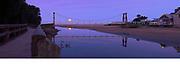Erskine Rivermouth moonrise