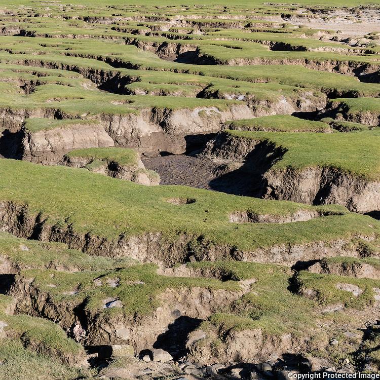 Skern Mudflats, Appledore, Devon.