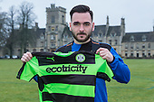 Forest Green Rovers new signing 170117