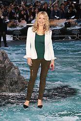 © Licensed to London News Pictures. 31/03/2014, UK. Melinda Messenger, Noah - UK film premiere, Odeon Leicester Square, London UK, 31 March 2014. Photo credit : Richard Goldschmidt/Piqtured/LNP