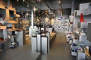 Nederland, Nijmegen, 3-4-2009Winkels in Nijmegen.De schoenenwinkel van ontwerper Jan Jansen.Foto: Flip Franssen/Hollandse Hoogte
