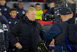 SOUTHAMPTON, ENGLAND - Saturday, November 19, 2016: Everton's manager Ronald Koeman before the FA Premier League match against Southampton at St. Mary's Stadium. (Pic by David Rawcliffe/Propaganda)