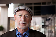 Dan Siegel of Siegel and Yee, former City Attorney of Oakland that quit over after Mayor Jean Quan's decision to oust Occupy Oakland protestors from Frank Ogawa Plaza...photo by Jason Doiy--All Rights Reserved