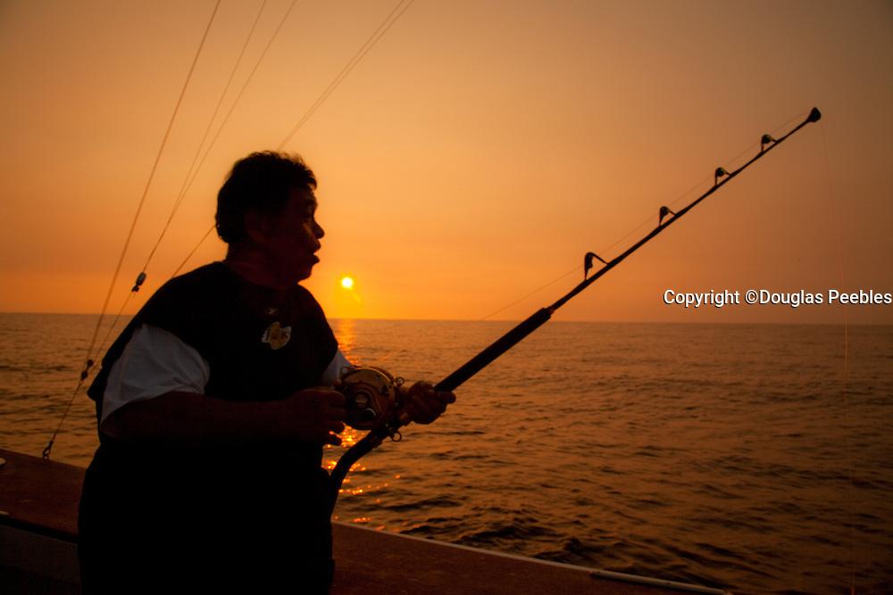 Deep Sea Fishing, Hawaii
