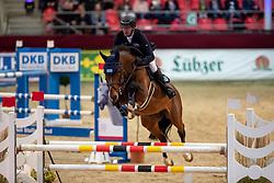 WULSCHNER Holfer (GER), Diamant de Plaisir<br /> Neustadt-Dosse - CSI 2019<br /> 2. Qualifikation Youngster Tour für 7 und 8 jährige Pferde<br /> 11. Januar 2019<br /> © www.sportfotos-lafrentz.de/Stefan Lafrentz