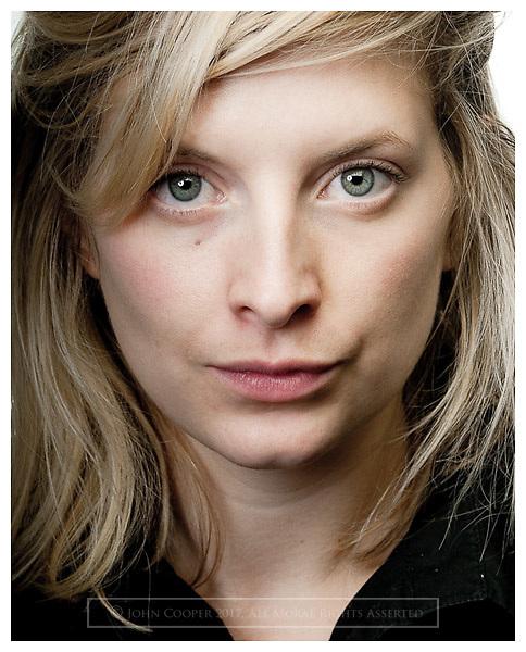 Headshot of actress Ailsa Courtney.