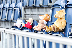 Teddy bears in the stands as part of the match for Emilia - Mandatory by-line: Joe Dent/JMP - 21/12/2019 - FOOTBALL - Memorial Stadium - Bristol, England - Bristol Rovers v Peterborough United - Sky Bet League One