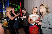Tess Daly;  Maria Hatzistefanis; Jo Wood, Rodial Beautiful Awards. Sanderson Hotel. 1 February 2011. -DO NOT ARCHIVE-© Copyright Photograph by Dafydd Jones. 248 Clapham Rd. London SW9 0PZ. Tel 0207 820 0771. www.dafjones.com.