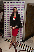 AMY MURPHY, Natwest Everywoman awards reception. The Dorchester Hotel. London. 5 December 2012.