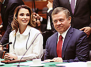 King Abdullah & Queen Rania Meet Congressmen, USA