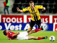 Fotball , 26. august 2007 , Tippeligaen , Start - Brann 2-2<br />