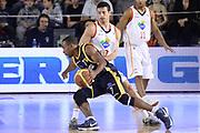 DESCRIZIONE : Campionato 2013/14 Acea Virtus Roma - Sutor Montegranaro<br /> GIOCATORE : Josh Mayo<br /> CATEGORIA : Controcampo Palleggio Penetrazione Tecnica<br /> SQUADRA : Sutor Montegranaro <br /> EVENTO : LegaBasket Serie A Beko 2013/2014<br /> GARA : Acea Virtus Roma - Sutor Montegranaro<br /> DATA : 18/01/2014<br /> SPORT : Pallacanestro <br /> AUTORE : Agenzia Ciamillo-Castoria / GiulioCiamillo<br /> Galleria : LegaBasket Serie A Beko 2013/2014<br /> Fotonotizia : Campionato 2013/14 Acea Virtus Roma - Sutor Montegranaro<br /> Predefinita :