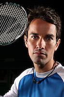 Nathan Robertson England Badminton World Championships Photoshoot, NBC, Milton Keynes, England, 2011