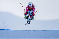 11.01.2020, Keelberloch Rennstrecke, Altenmark, AUT, FIS Weltcup Ski Alpin, Abfahrt, Damen, im Bild Tina Weirather (LIE) // Tina Weirather of Liechtenstein in action during her run for the women's Downhill of FIS ski alpine world cup at the Keelberloch Rennstrecke in Altenmark, Austria on 2020/01/11. EXPA Pictures © 2020, PhotoCredit: EXPA/ Johann Groder