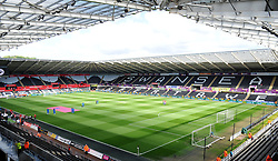 General views of the Liberty Stadium -Mandatory by-line: Nizaam Jones/JMP- 13/05/2018 - FOOTBALL - Liberty Stadium - Swansea, Wales - Swansea City v Stoke City - Premier League