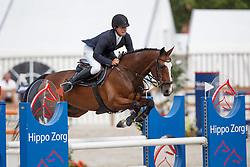 Mulder Pim, (NED), Excellent<br /> Isah Cup 6 Jarige springpaarden <br /> KWPN Kampioenschappen Ermelo 2015<br /> © Hippo Foto - Dirk Caremans
