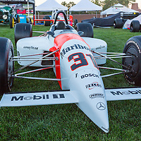 1994 Penske PC-23 Indy Car, at the 2012 Santa Fe Concorso.