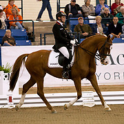 Hannelore Brenner and Women of the World at the 2010 Alltech FEI World Equestrian Games, Lexington, Kentucky.