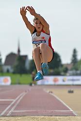 03/08/2017; Bayrak, Esra, T20, TUR at 2017 World Para Athletics Junior Championships, Nottwil, Switzerland