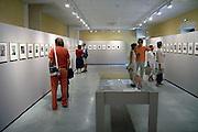 Frankrijk, Arles, 24-8-2006Expositie tijdens het fotofestival.Foto: Flip Franssen/Hollandse Hoogte