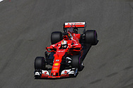 Sebastian Vettel of Scuderia Ferrari during the qualifying session for the Russian Formula One Grand Prix at Sochi Autodrom, Sochi, Russia.<br /> Picture by EXPA Pictures/Focus Images Ltd 07814482222<br /> 29/04/2017<br /> *** UK &amp; IRELAND ONLY ***<br /> <br /> EXPA-EIB-170429-0135.jpg