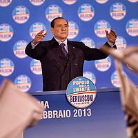 Silvio Berlusconi 2013